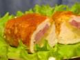 Куриное филе, фаршированное сыром...