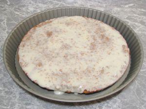 Vişnəli tort (foto resept) .