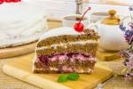 Торт Вишневый каприз