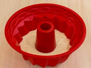 Шарлотка в силиконовой форме: классический рецепт