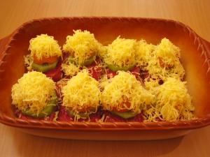 Фетучини с грибами и ветчиной рецепт 120