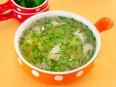 Суп с индейкой, картофелем и луком...