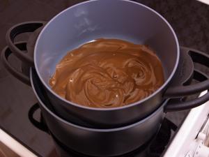 Кекс шоколадный с вишней рецепт