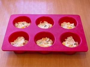 Слоеные пирожки с сыром и ветчиной рецепты 138