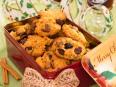 Овсяное печенье Новогоднее