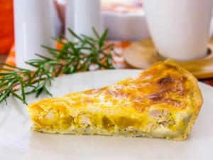 1099 022802qf 0351 p Рецепт: Пирог с тыквой и курицей