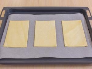 1112 0280r2l 2380 p Рецепт: Закусочные пирожные из слоеного теста, форели и авокадо