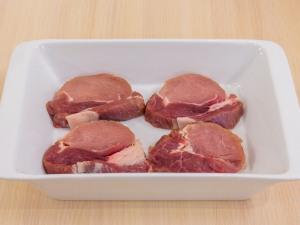 1135 01292iro 3609 p Рецепт: Свинина под картофельной шубкой