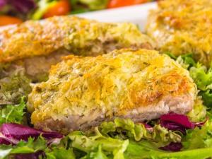 1135 01492iro 3714 p Рецепт: Свинина под картофельной шубкой