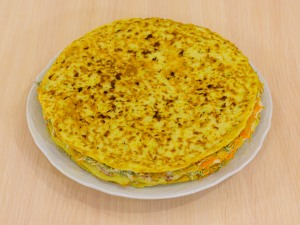 1155 02461nyj 8163 p Рецепт: Кабачковый торт