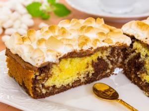 1164 01820wl6 8614 p Рецепт: Шоколадно кокосовый кекс с маршмеллоу