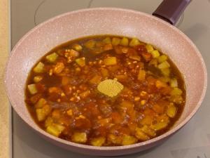 1171 01085b42 7874 p Рецепт: Креветки в кисло сладком соусе