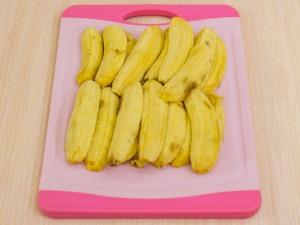 1197 083461q 6618 p Рецепт: Шоколадный пирог с бананами и карамельным соусом